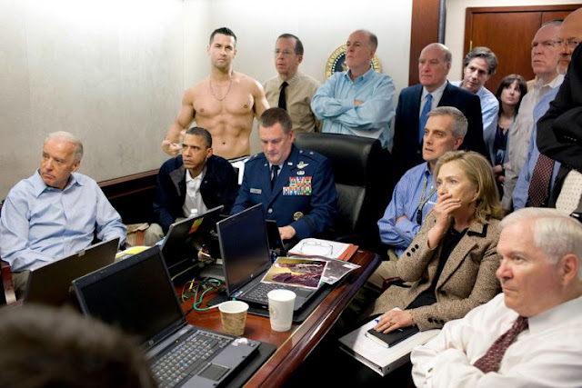 White House Situation Room, meme photos
