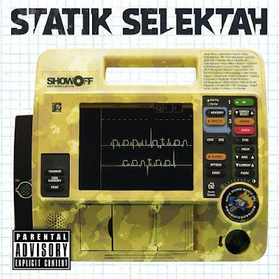 Statik Selektah – Population Control (CD) (2011) (FLAC + 320 kbps)