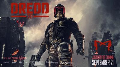 Dredd Movie Wallpaper hd