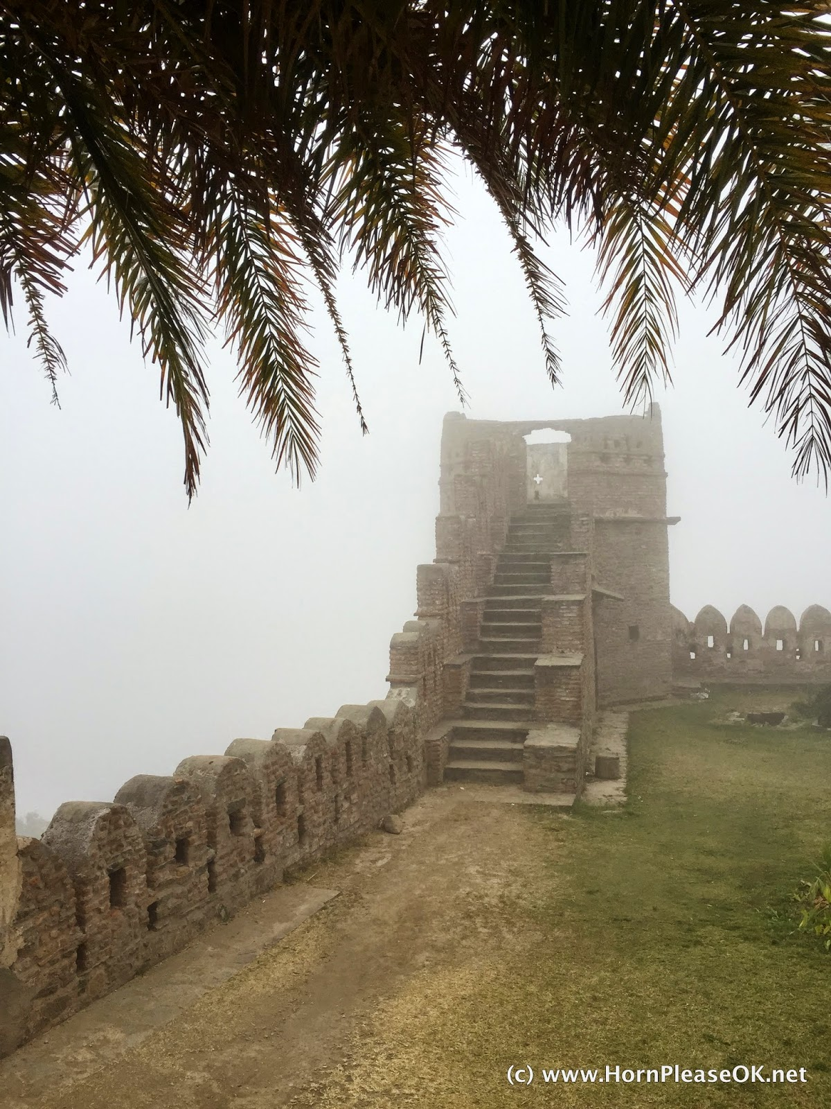 Watch tower at Kumbhalgarh fort