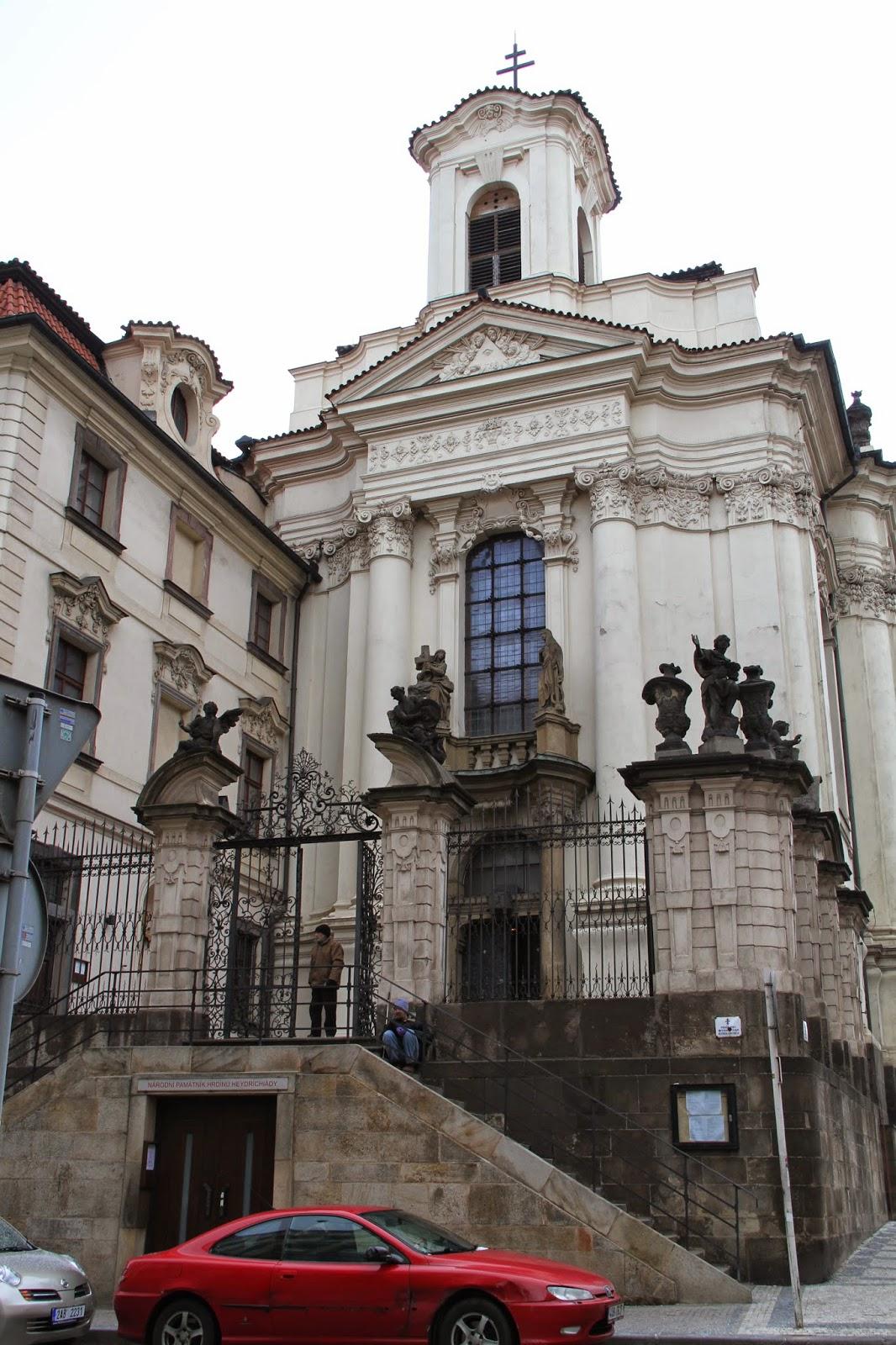 католическая Прага