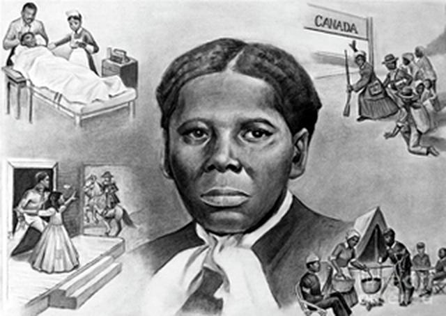Harriet Tubman, born Araminta Ross (c. March 1822 – March 10, 1913)