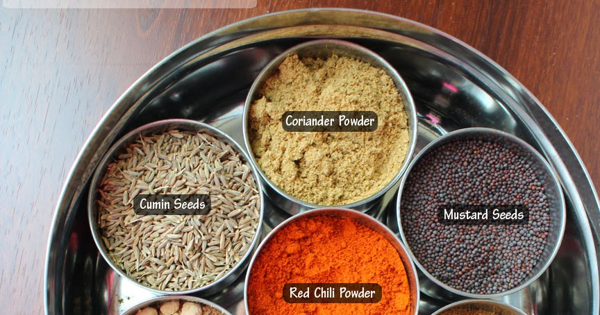 Spusht Spice Box Masala Dabba The Indian Kitchen