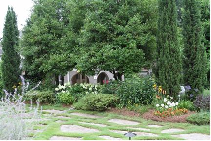 virginia highlands curb appeal home garden design danna cain