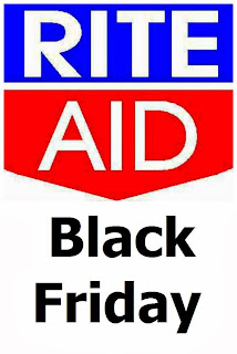 Rite Aid Black Friday Deals -- Good 11/28-11/30