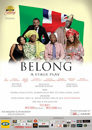 Belong; A Stage Play!