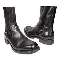 Mens Boots Zipper1