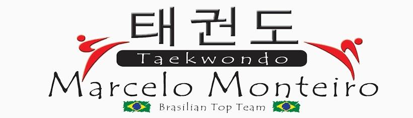 Marcelo Monteiro - Taekwondo Brasil