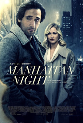 Manhattan en la Oscuridad / Manhattan Nocturno / Manhattan Night Poster