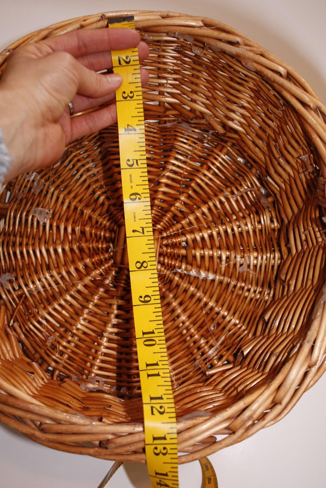 Easter basket liner tutorial negle Images