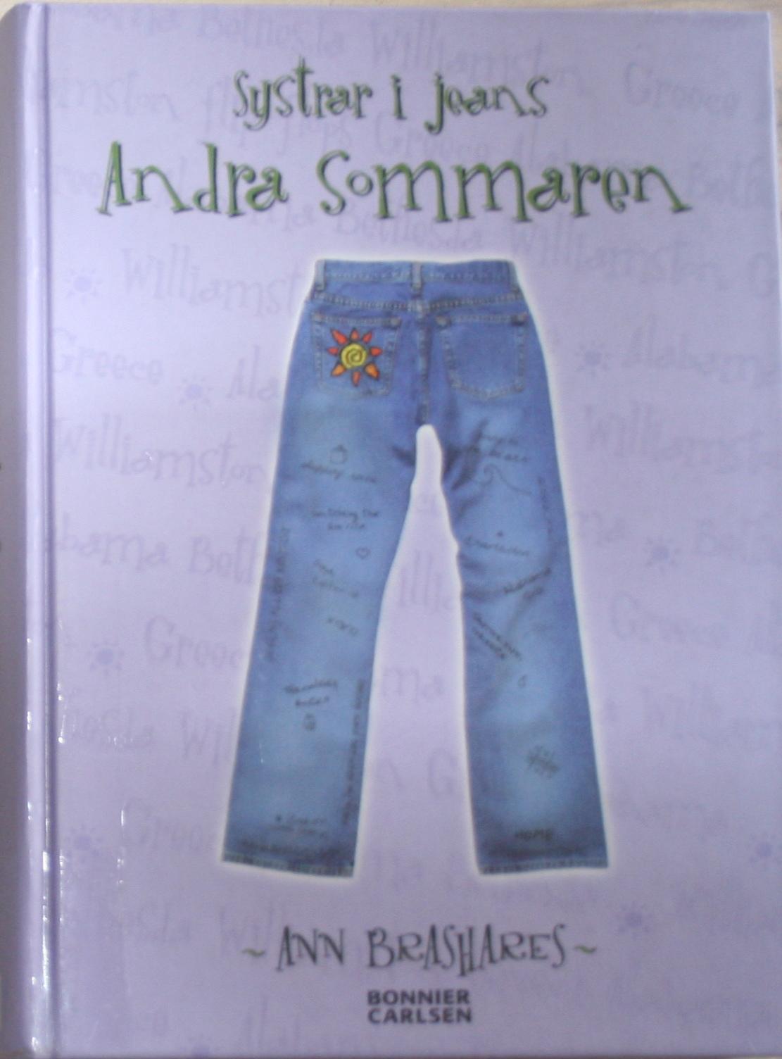 systrar i jeans – andra sommaren