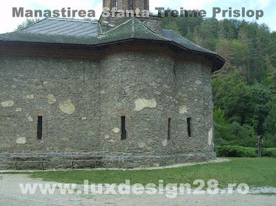 Biserica de la manastirea Prislop