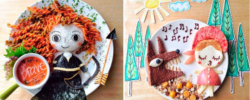 Creatividad y comida sana en los platos de Samantha Lee