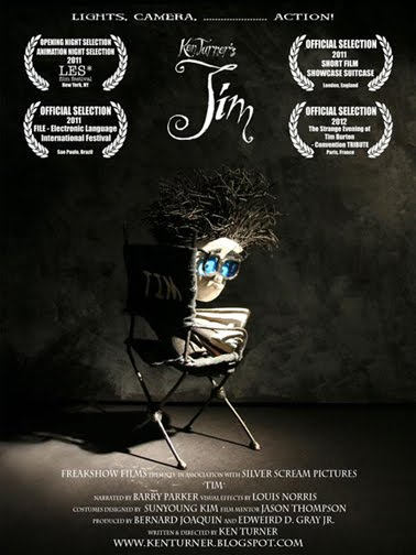 """TiM"" short film - *Click on poster to watch:"