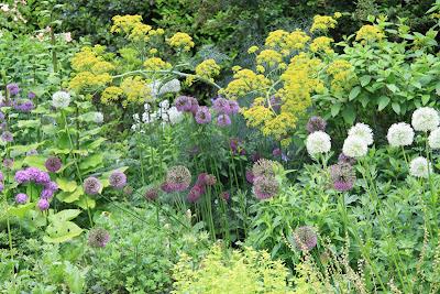 Dunn Gardens - Perennial Border