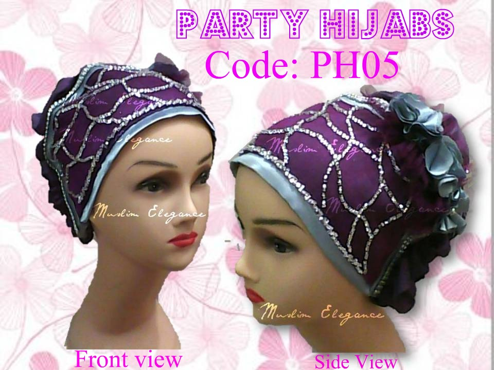 2011 Party Hijab Style Fashion Now