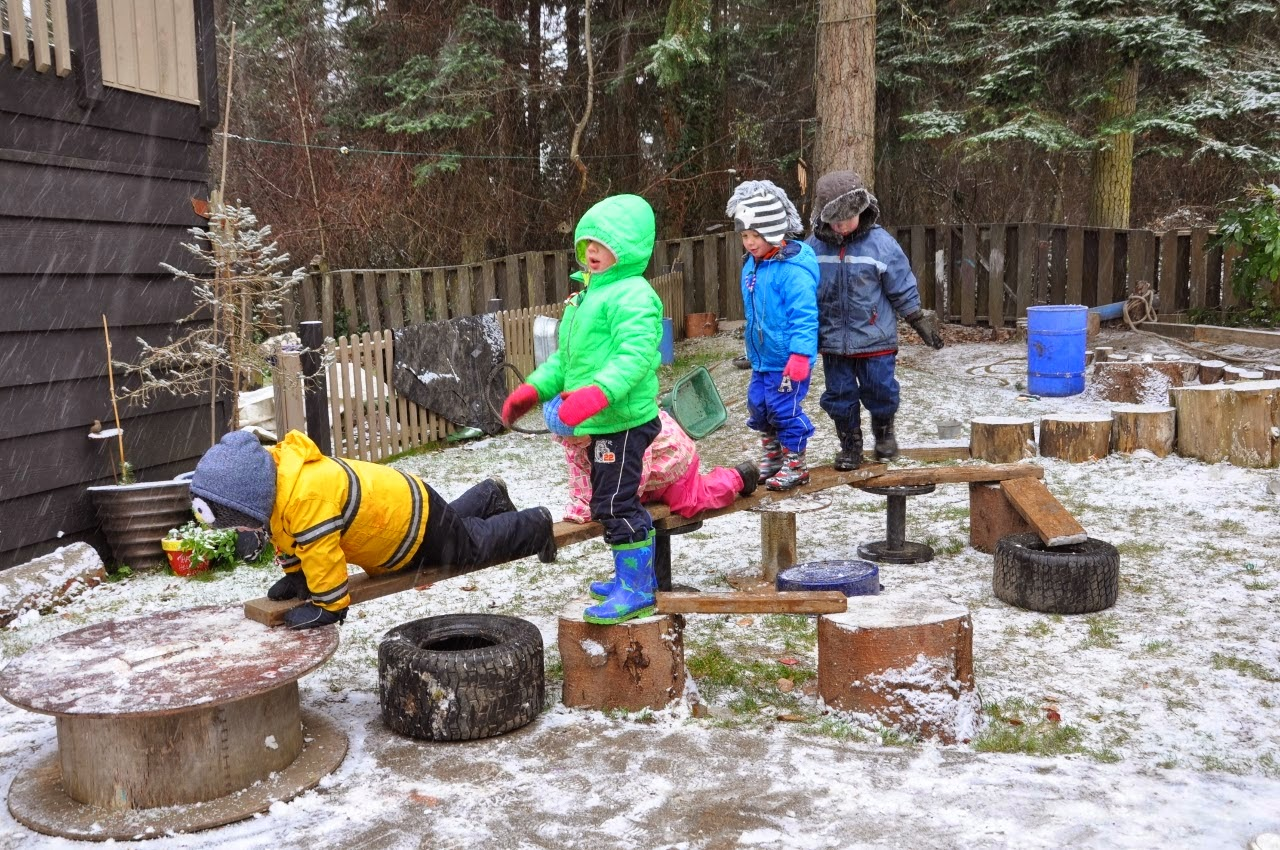 Children's Outdoor Play & Learning Environments: Returning to Nature
