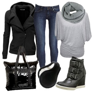 Cute u0026 Cozy Outfits for cold weather ~ New Womenu0026#39;s Clothing Styles u0026 Fashions