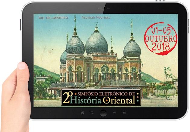 2o Simpósio Eletrônico Internacional de História Oriental