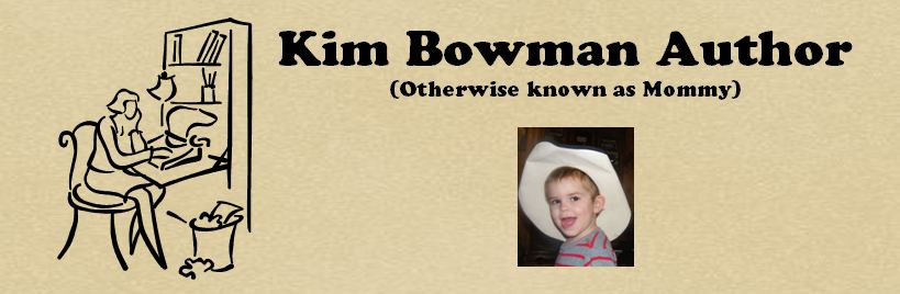 Kim Bowman Author