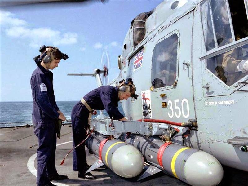 Resultado de imagen de misiles aire-superficie Sea Skua
