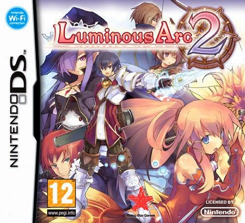 Luminous Arc 2 (Español) (Nintendo DS)