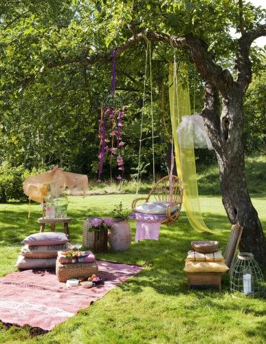 Un jardin rom ntico a romantic garden desde my ventana for Jardines romanticos