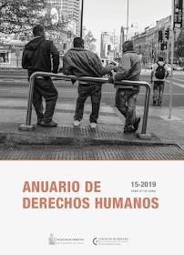 Anuario 2019 DDHH Centro DDHH Universidad de Chile