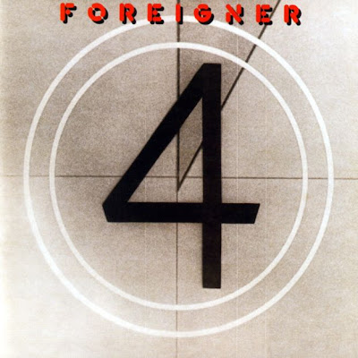 Foreigner - 4 (1981) (USA/UK, Melodic Hard Rock/AOR)