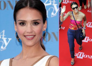 Jessica Alba Has an 'Amazing Time' at the Giffoni Film Festival » Gossip | Jessica Alba