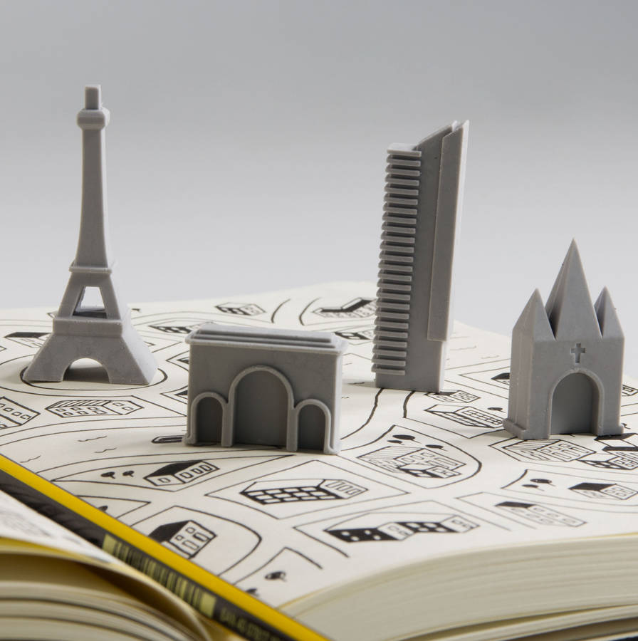 paris erasers