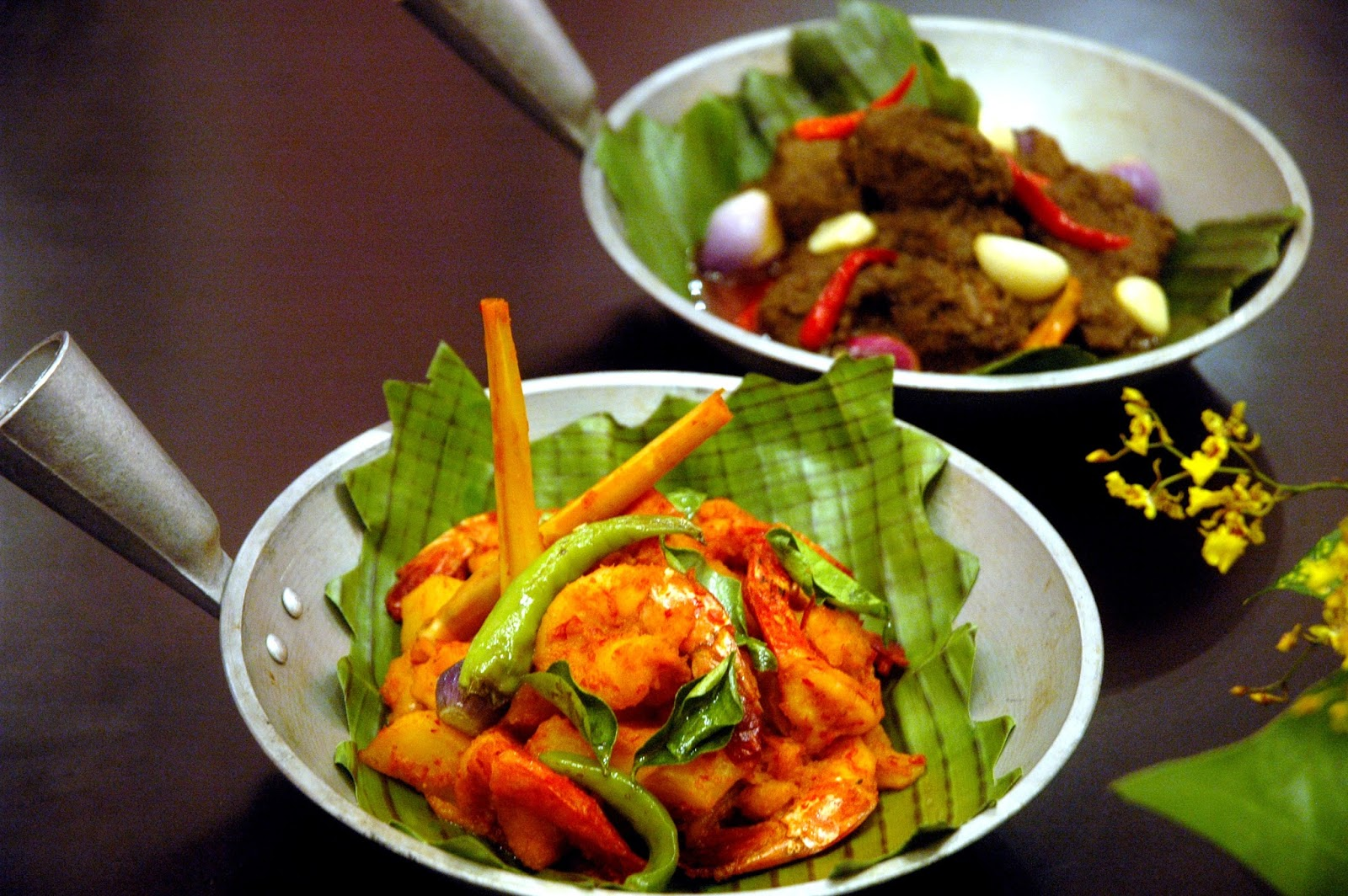 Dude for food authentic indonesian flavors at the for Authentic indonesian cuisine