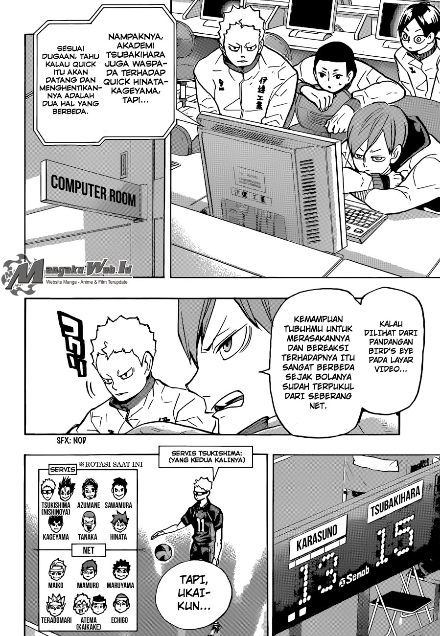 Haikyuu!! Chapter 235-4