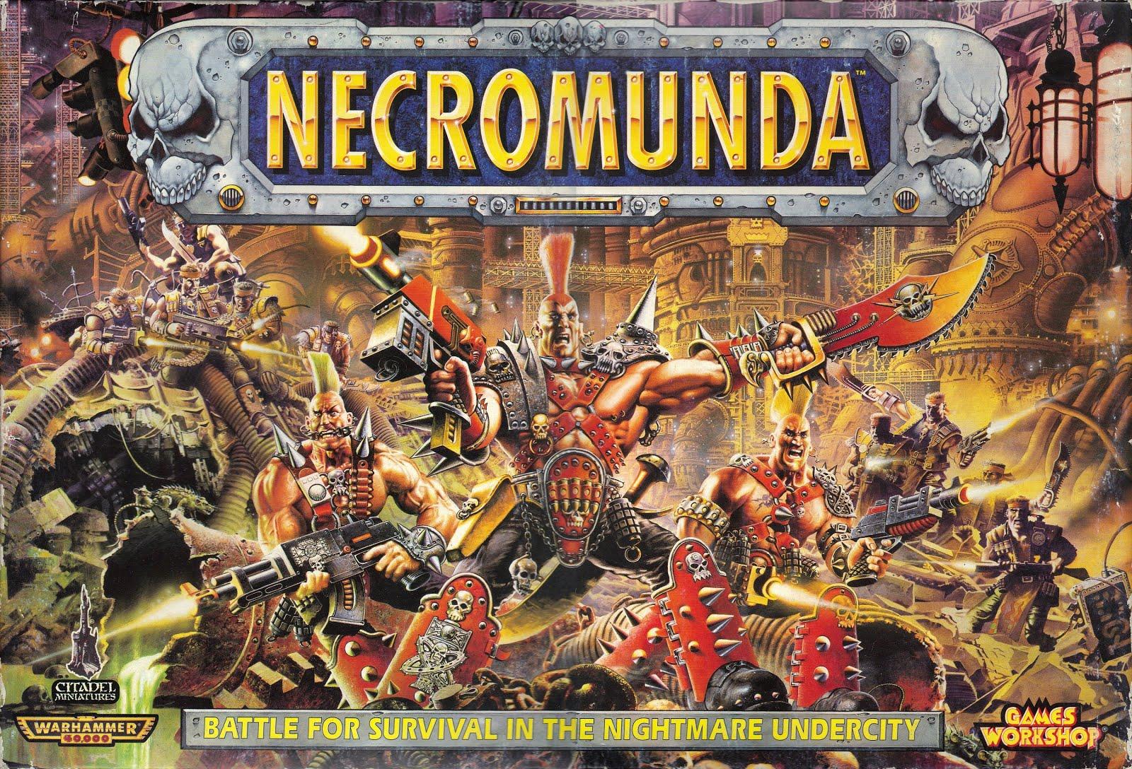 Campaña Necromunda