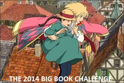 The 2014 Big Book Challenge