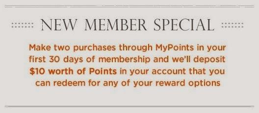 new member bonus