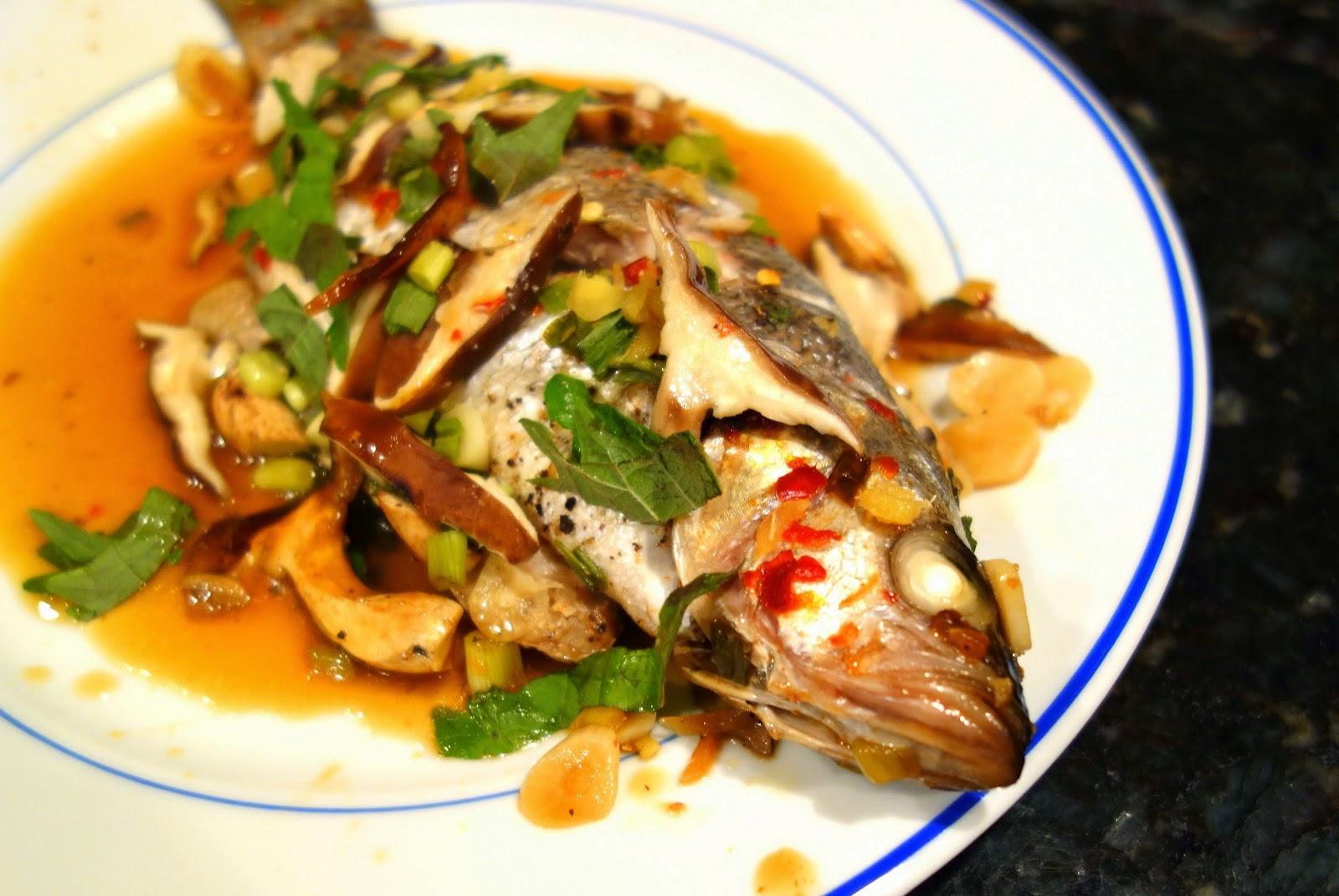 Thai asian sauce recipe