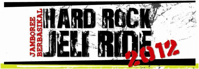 Jamboree Berbasikal: Hard Rock Jeli Ride