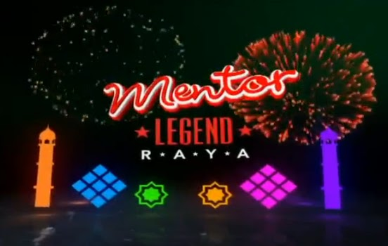 Mentor Legend Raya (2015), Full Konsert, Mentor Legend Raya TV3