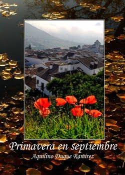 Primavera en septiembre.