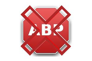 Désactivez Adblock+