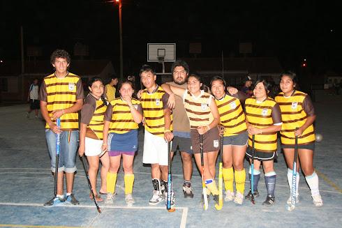 Pinares - 16-11 2da division