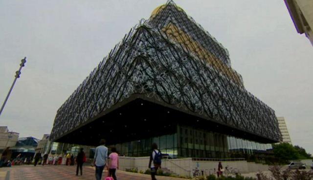 Perpustakaan Birmingham