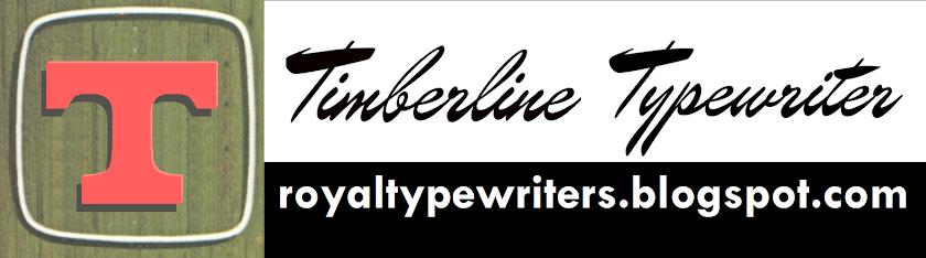 Timberline Typewriter