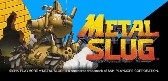 Metal Slug V 1.0 APK Full
