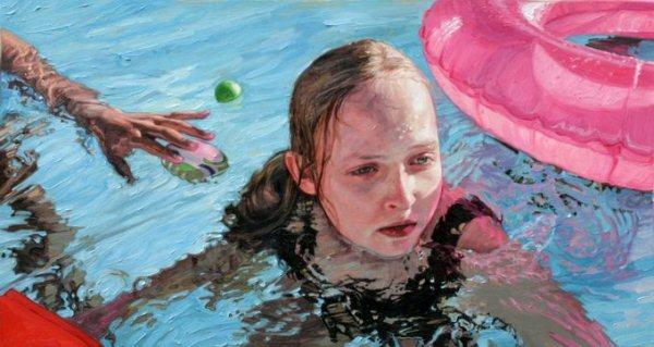 kids water painting