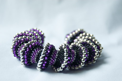 Bracelet Patterns for Delica Beads in Peyote Stitch