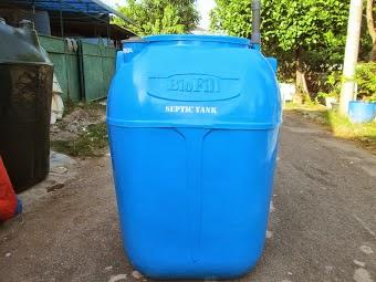 biogift septic tank