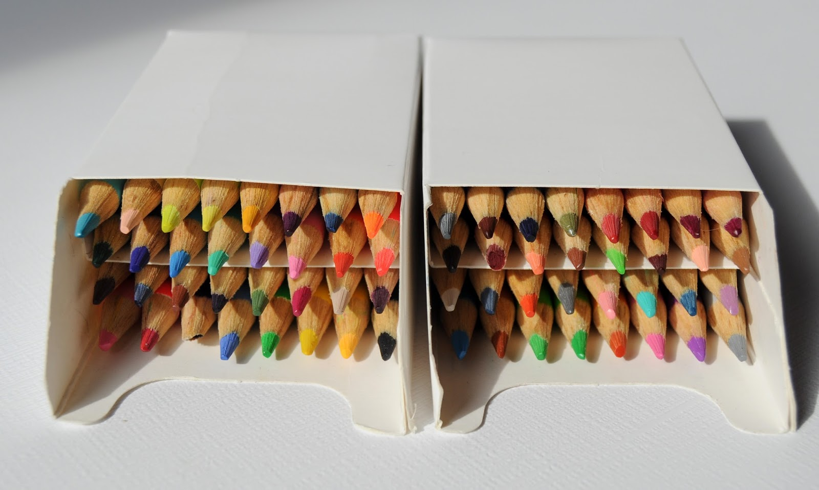 click here to find on amazon collecting information boxes 64 crayola colored pencils - Crayola Write Start Colored Pencils