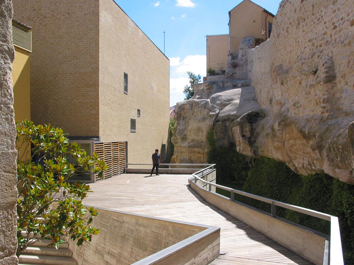 Fine Arts and Archaeology Museum in Zamora, Mansilla Tunon